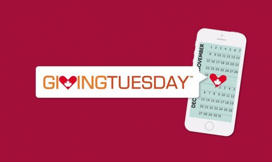 GivingTuesday #GivingTuesday Tuesday November 27, 2018