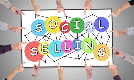 sales strategy social media selling