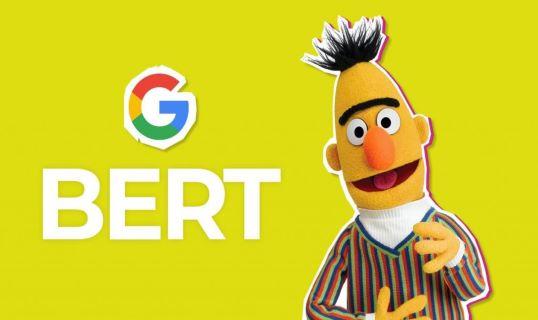 BERT-Google-Algorithm